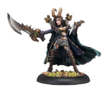 Cryx Skarre Pirate Queen 2009